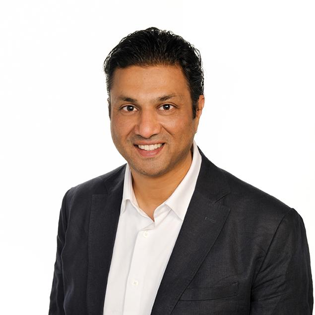 headshot of Vijay Talwar